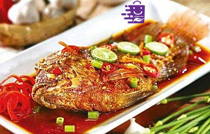 Ikan saus daun jeruk Bikin lidah bergoyang Ini resepnya,masak ikan saus pedas manis, cara membuat ikan saus pedas manis, cara membuat ikan saus padang, resep ikan saus kecap, ikan saus tiram, cara buat ikan goreng saus, resep ikan nila saus pedas manis, resep ikan saus singapore,