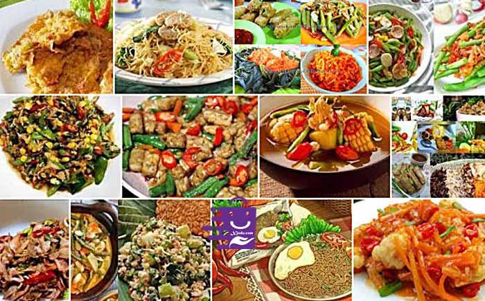 Masakan rumahan Sepesial sederhana dan murah